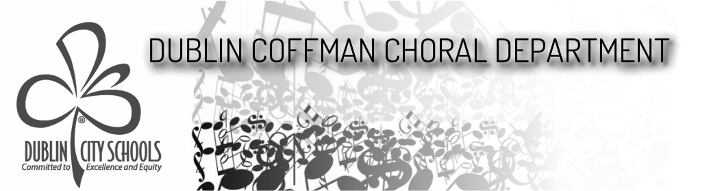 Dublin Coffman Choirs